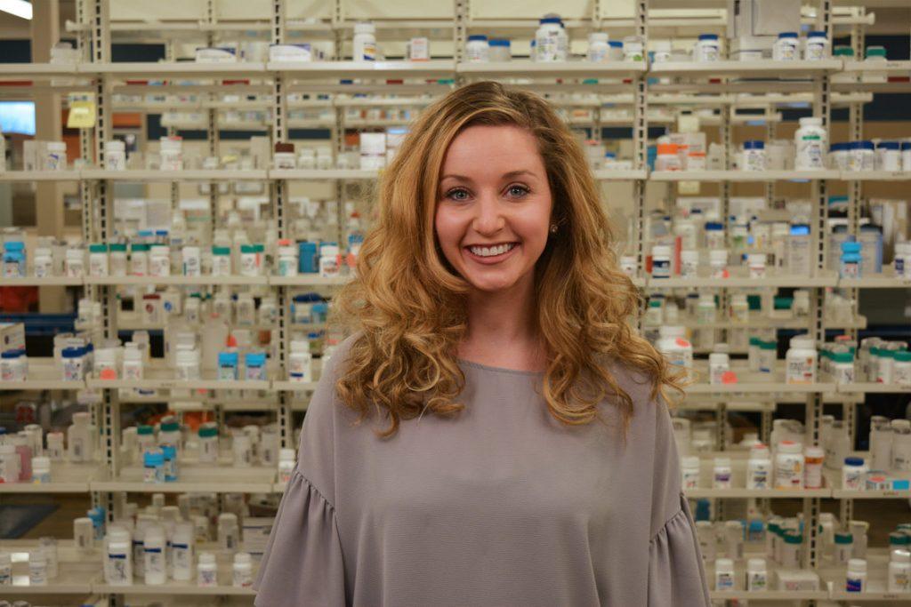 HPS Pharmacist Michaela Wachal