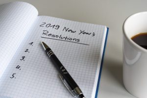Simple New Year's Resolutions