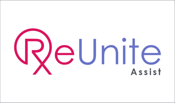 Reuniterx Assist Logo 600x353
